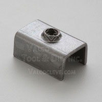 0315-31 Rectangular TEE - Joint Fasteners to Fit Rectangular Tubing T-Joint Fasteners (Weld-Nuts) by Valco
