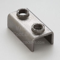 0318-37 Rectangular TEE - Joint Fasteners to Fit Rectangular Tubing T-Joint Fasteners (Weld-Nuts) by Valco