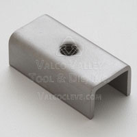 0428-31 Rectangular TEE - Joint Fasteners to Fit Rectangular Tubing T-Joint Fasteners (Weld-Nuts) by Valco