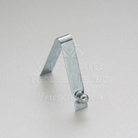 A-050 Single End Straight Spring Leg Snap Buttons by Valco