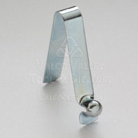 A-109 Single End Straight Spring Leg Snap Buttons by Valco