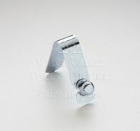 A-158 Single End Straight Spring Leg Snap Buttons by Valco