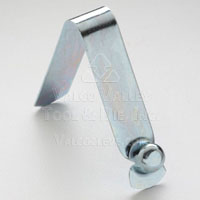 A-160 Single End Straight Spring Leg Snap Buttons by Valco