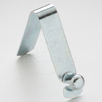 A-163 Single End Straight Spring Leg Snap Buttons by Valco