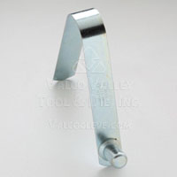 AC-172 Solid Head, Single End Straight Spring Leg (AC-Style Snap Button) Snap Buttons by Valco
