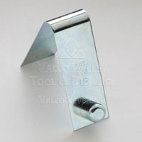 AC-174 Solid Head, Single End Straight Spring Leg (AC-Style Snap Button) Snap Buttons by Valco