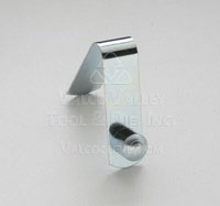 AC-281 Solid Head, Single End Straight Spring Leg (AC-Style Snap Button) Snap Buttons by Valco