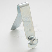 B-180 Single End - Bent Spring Leg Snap Button Snap Buttons by Valco