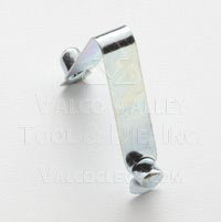 D-131-R D - Double End Ramp Button Snap Buttons by Valco