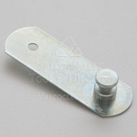 FC-156 Flat Type Solid Head Snap Buttons Snap Buttons by Valco